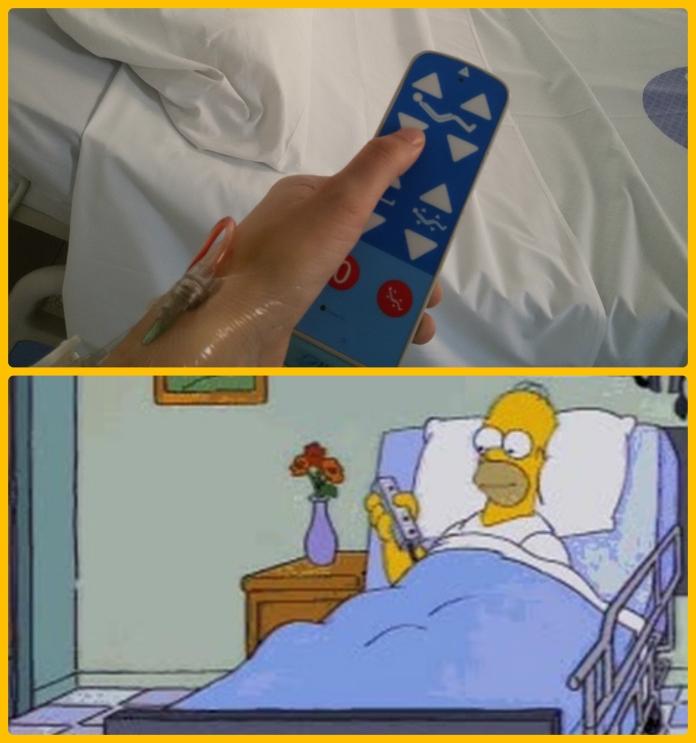 Cama arriba - cama abajo