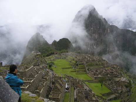 Machu Picchu. Perú.