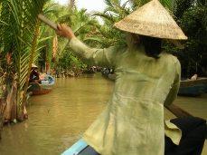 Delta del Mekong. Vietnam.