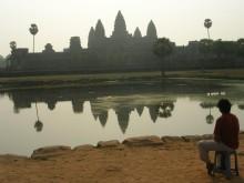 Angkor Wat. Camboya