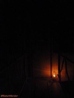 Lodge de noche