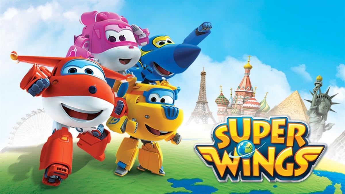 """Por qué los niños deben ver """"Super Wings"""" [#DibujosViajeros]"""