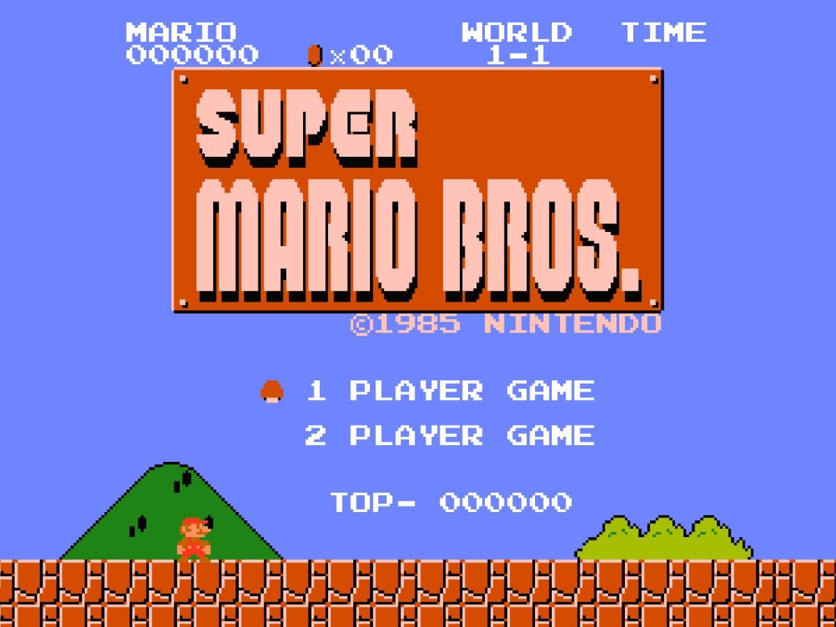 [Suena Friki] Super Mario Bros #VDLN