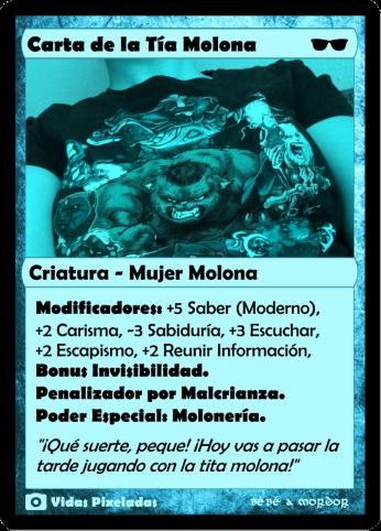 La Tía Molona