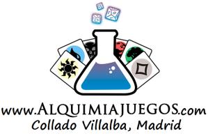 Logo Alquimia Juegos Web