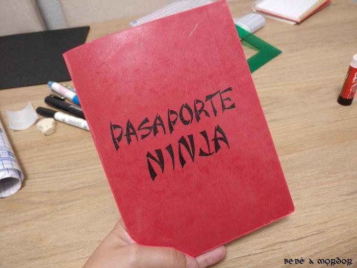 Pasaporte lúdico - completo