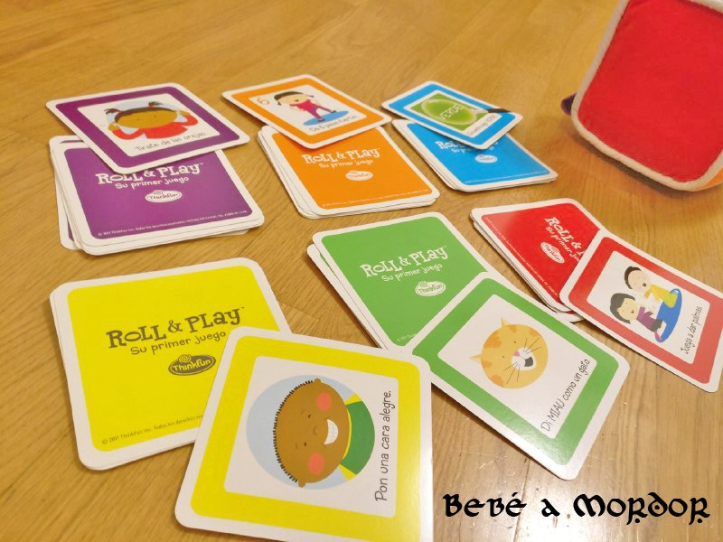 ROLL AND PLAY JUEGO MESA 18 MESES