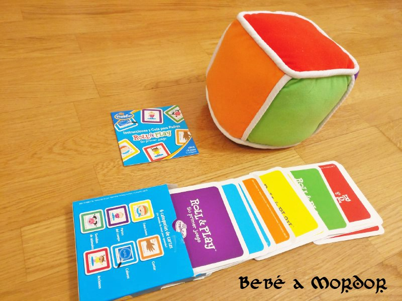 ROLL AND PLAY JUEGO