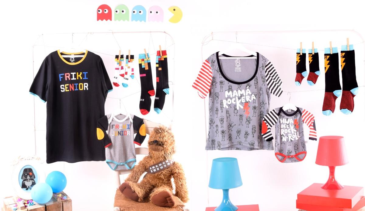 [SORTEO] Rocky Horror Baby: ropa para niños y niñas frikis y modernos
