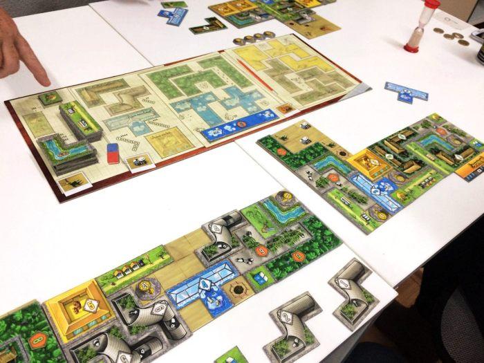 OSOPARK juego de mesa Maldito Games